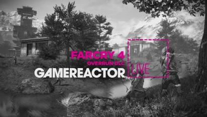 Far Cry 4: Overrun DLC - Livestream-Wiederholung