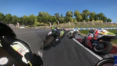 Valentino Rossi: The Game - Historic Trailer