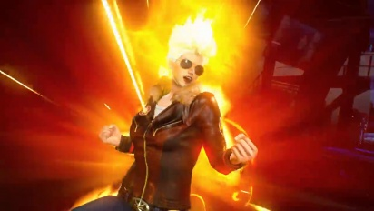 Marvel vs. Capcom: Infinite - Major Carol Danvers Costume