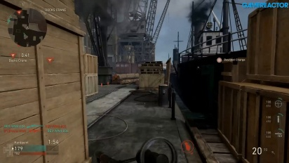 Call of Duty: WWII - Hardpoint-Gameplay