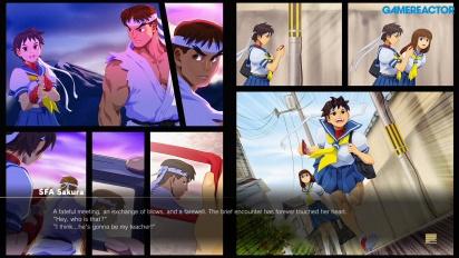 Street Fighter V: Arcade Edition - SF Alpha-Pfad: Sakura vs. Ryu