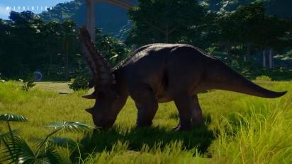 Jurassic World Evolution - Jeff Goldblum as Dr. Ian Malcolm Trailer
