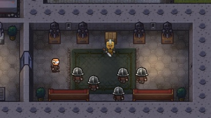 The Escapists 2 - Dungeons & Duct Tape Launch Trailer