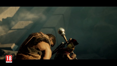 Assassin s Creed Odyssey - A World of Danger Gameplay Trailer - Kassandra