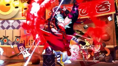 Million Arthur: Arcana Blood - Announcement Trailer