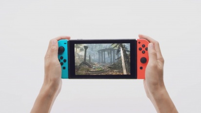 The Elder Scrolls: Blades - Switch Reveal Trailer