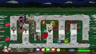 South Park: Let's go Tower Defense Play - Trailer