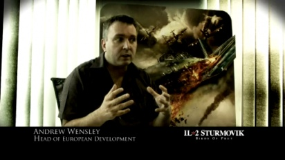 IL-2 Sturmovik: Birds of Prey - A developer diary video