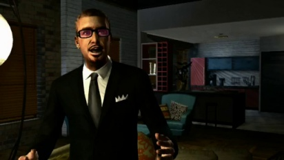 GTA IV: Ballad of Gay Tony - Debut Trailer: You'll Always be the King of this Town