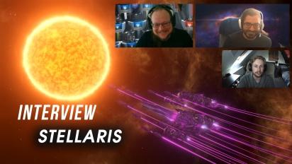 Stellaris - Interview mit Stephen Muray und Aziz Faghihinejad