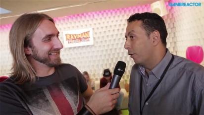 Rayman Fiesta Run - Interview Abdelhak Elguess - DigiDays 2013