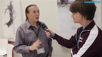 GC 13: Everquest Next - Interview David Georgeson