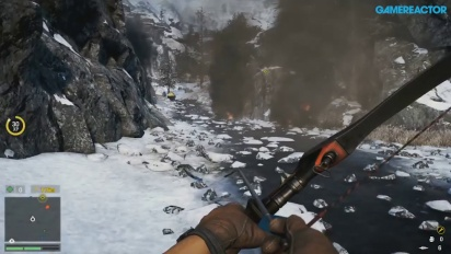 Far Cry 4 - Gameplay - The Valley of the Yetis DLC