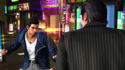 Yakuza 6 - Demo Trailer (Japanische Version)