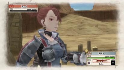 Valkyria Chronicles Remastered - PS4 BattleSystem Trailer