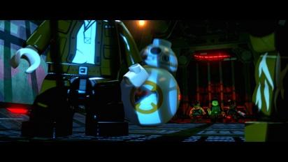 Lego Star Wars: Das Erwachen der Macht - BB-8 Trailer