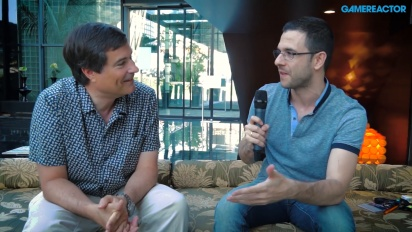 David Braben - Gamelab 2016 Legend Award Interview