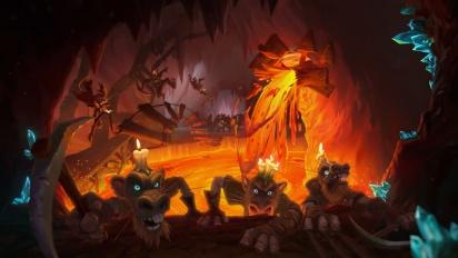 Hearthstone: Kobolds & Catacombs Trailer