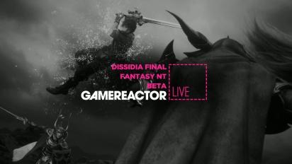 Dissidia Final Fantasy NT - Livestream-Wiederholung der offenen Beta