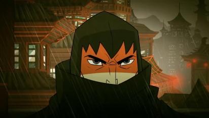 Mark of the Ninja Remastered - Launch Trailer