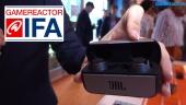 JBL kabellose Earbuds - Produktpräsentation auf IFA 2019