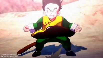 Dragon Ball Z: Kakarot - Playable and Support Characters