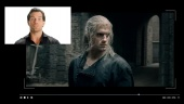 Netflix The Witcher - Henry Cavill Breaks Down The Blaviken Fight Scene