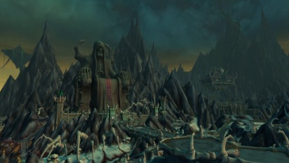 World of Warcraft: Shadowlands - Release Date Trailer