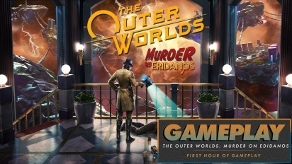 The Outer Worlds - Die erste Stunde in Murder on Eridanos (Gameplay)