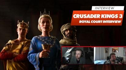 Crusader Kings III: Royal Court - Interview mit Alexander Oltner