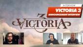 Victoria 3 - Interview mit Martin Anward und Mikael Andersson