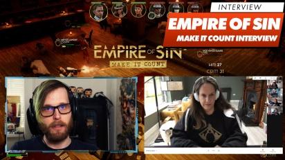 Empire of Sin: Make It Count - Interview mit den Entwicklern von Romero Games