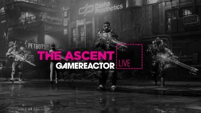 The Ascent - Livestream-Wiederholung
