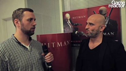 Hitman: Absolution - Interview Hakan Abrak