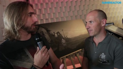 Valiant Hearts: The Great War - Interview Adrian Lacy - DigiDays 2013