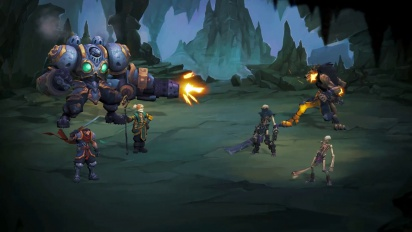 Battle Chasers: Nightwar - Trailer #2