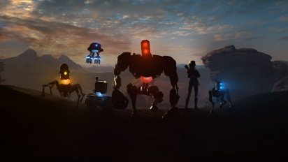 Recore - Gamescom Gameplay Trailer