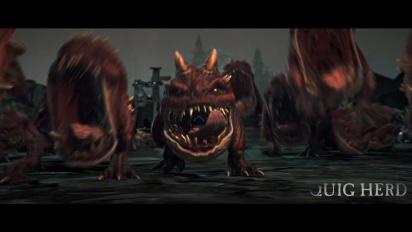 Total War: Warhammer - Der König und der Kriegsheer-Trailer
