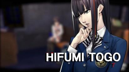 Persona 5 - Confidant Hifumi Togo