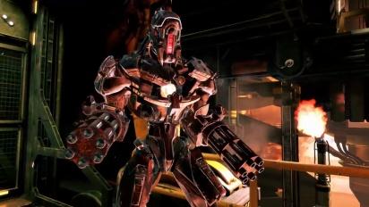 Killer Instinct - Kilgore versus Kim Wu Gameplay