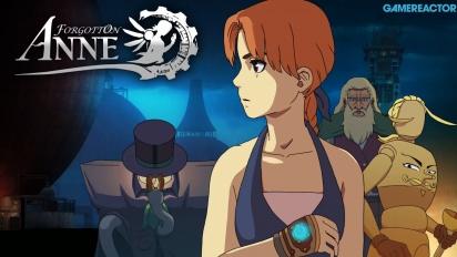 Forgotton Anne - Zwei Stunden Gameplay