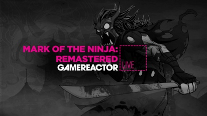 Mark of the Ninja: Remastered  - Livestream Replay