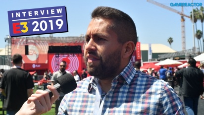 FIFA 20 - Interview mit Sam Rivera
