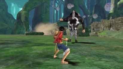 One Piece: Pirate Warriors - Luffy vs. Pacifista Trailer