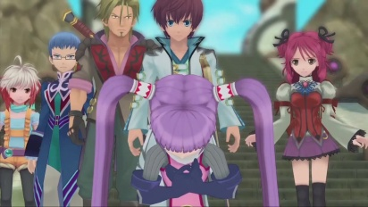Tales of Graces F - Everyone Changed Trailer