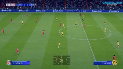 FIFA 20 - Liverpool vs. Dortmund (Gameplay)