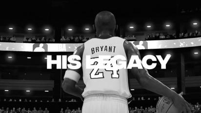 NBA 2K20 - Kobe Bryant Spotlight Challenges