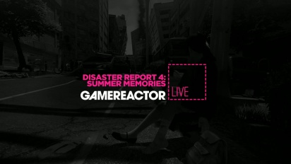 Disaster Report 4: Summer Memories - Livestream-Wiederholung