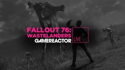 Fallout 76: Wastelanders - Livestream-Wiederholung