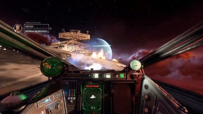 Star Wars: Squadrons - Single Player Preview